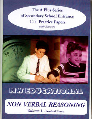 Non-verbal Reasoning: v. 1: 11+ Practice Papers with Answers