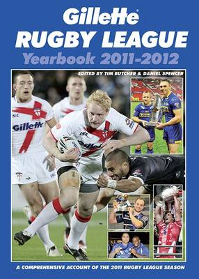 Gillette Rugby League Yearbook 2011-12