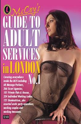 McCoy's Guide to Adult Services in London: No. 1