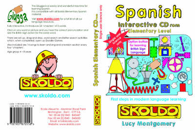 Spanish Elementary Interactive: Primary Spanish Language Learning Resource: Single User Licence