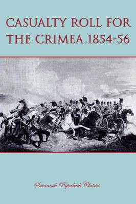 Casualty Roll for the Crimea 1854-56