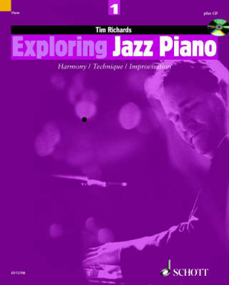 Exploring Jazz Piano: Harmony, Technique, Improvisation: Pt. 1