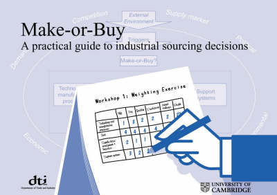 Make-or-buy: A Practical Guide to Industrial Sourcing Decisions