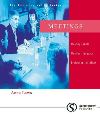 The Business Skill Series - Meetings