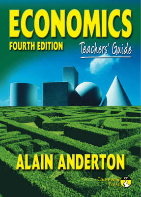 Economics Teachers' Guide 4th Edition