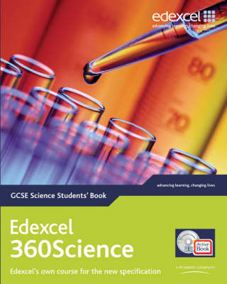 Edexcel GCSE Science: Pupil's Active Pack Book with CDROM: for Edexcel GCSE Science