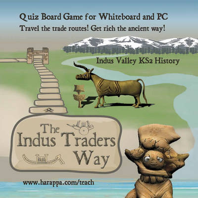 The Indus Traders Way: Quiz Board Game for Whiteboard and PC