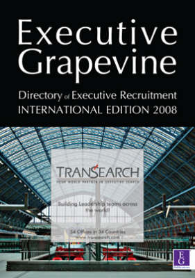 Directory of Executive Recruitment: International Edition
