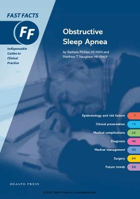 Fast Facts: Obstructive Sleep Apnea