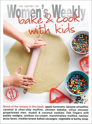 Bake and Cook with Kids