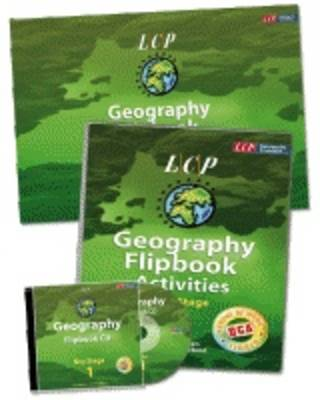 Geography Flipbook Activities: Key Stage 2: Years 5 & 6