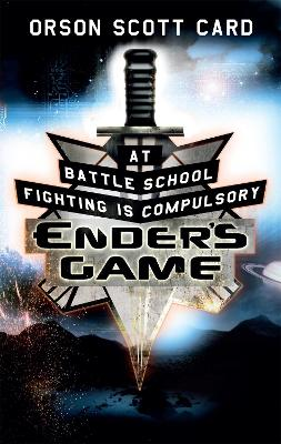 SMA Dailey's Book Club: Ender's Game