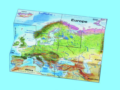 Natural Europe: Highest Mountains..... Longest Rivers.....