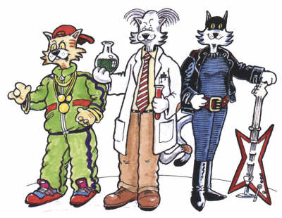 Cool Cat Chem Cards: Making Chemistry Fun
