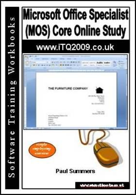 Microsoft Office Specialist (MOS) Core Online Study