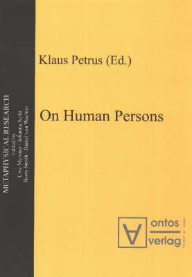 On Human Persons