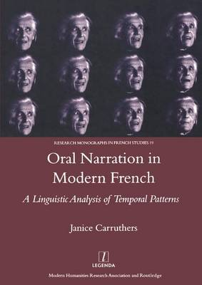 Oral Narration in Modern French: A Linguistics Analysis of Temporal Patterns