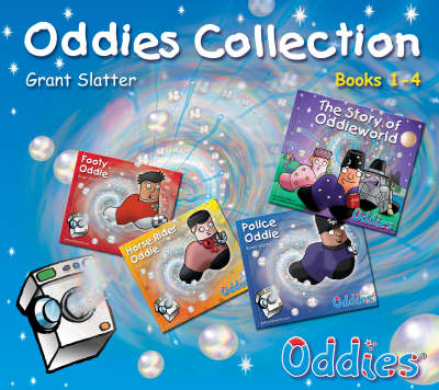 Oddies Collection: Bk. 1-4