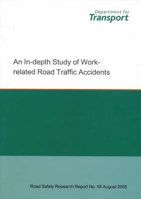 An In-depth Study of Work-related Road Traffic Accidents