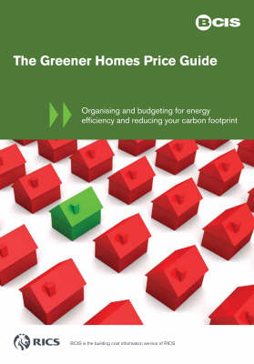 The Greener Homes Price Guide