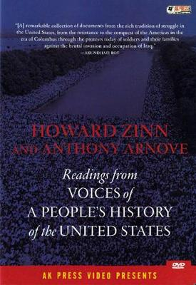 """Readings from"""" Voices of a People's History of the United States"""""""
