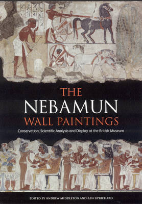 The Nebamun Wall Paintings: Conservation, Scientific Analysis and Display in the British Museum