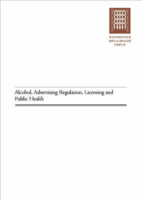 Alcohol,Advertising,Licensing & Public Health