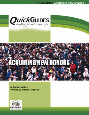 Acquiring New Donors