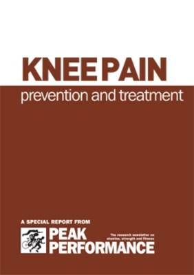 Knee Pain: Prevention and Treatment