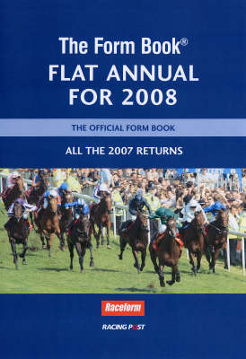 The Form Book: Flat Annual for 2008