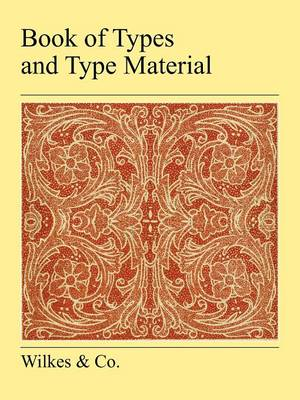 Book Of Types And Type Material