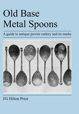 Old Base Metal Spoons