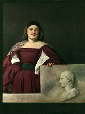Sculpture in Painting: The Representation of Sculpture in Painting from Titian to the Present