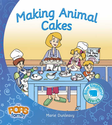 Making Animal Cakes