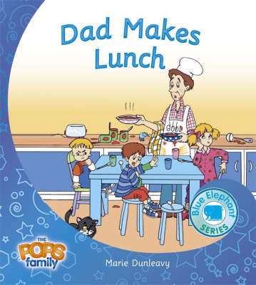 Dad Makes Lunch