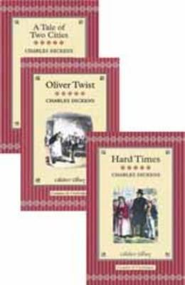 """Charles Dickens: """"Oliver Twist"""", """"A Tale of Two Cities"""" and """"Hard Times"""""""
