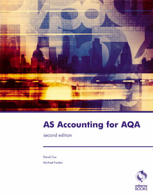AS Accounting for AQA
