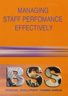 Managing Staff Performance Effectively