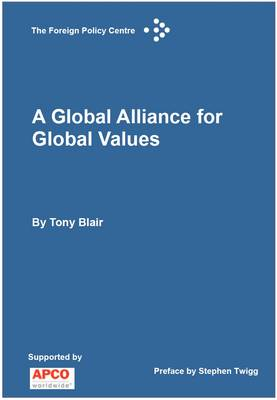 A Global Alliance for Global Values
