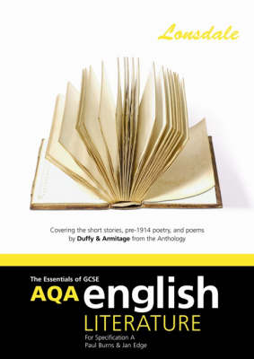 AQA GCSE English Literature a Short Stories Pre-1914 Poetry: Armitage and Duffy