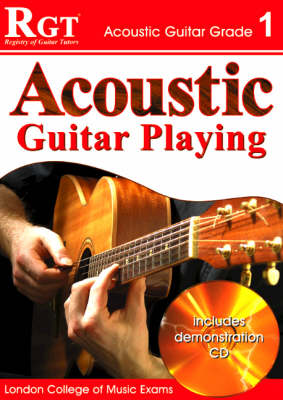 Acoustic Guitar Playing: Grade 1