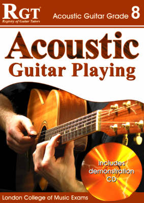Acoustic Guitar Playing: Grade 8