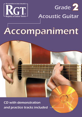 Acoustic Guitar Accompaniment RGT Grade Two