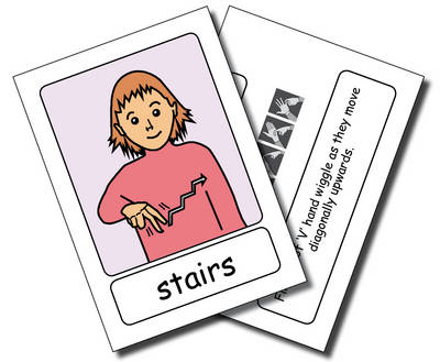 Let's Sign BSL Flashcards: House and Home