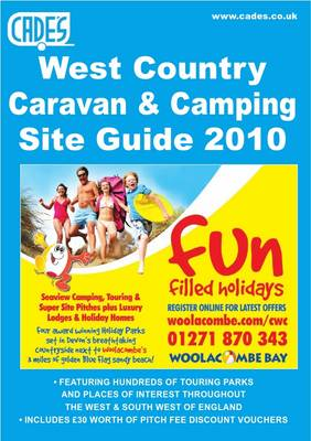 Cade's West Country Caravan and Camping Site Guide 2010: 2010