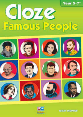Cloze - Famous People