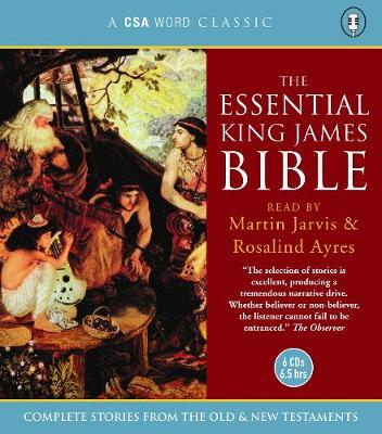 The Essential King James Bible