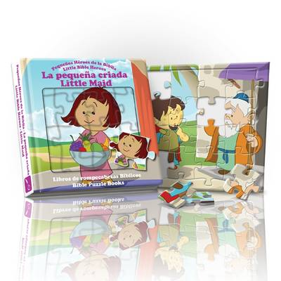 Little Bible Heroes - Little Maid: Bible Puzzle Books