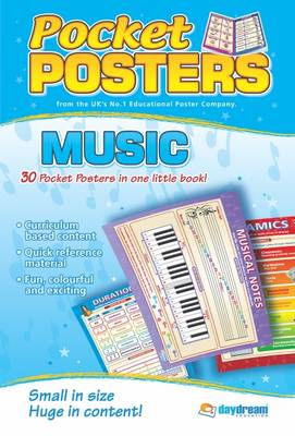 Music: 30 Pocket Posters in One Little Book!