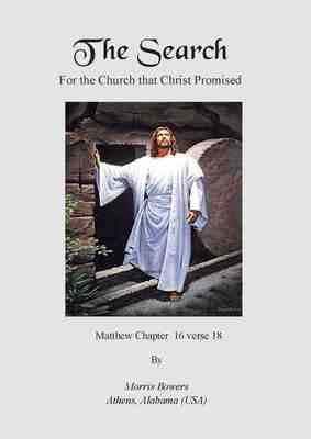 The Search: For the Church That Christ Promised